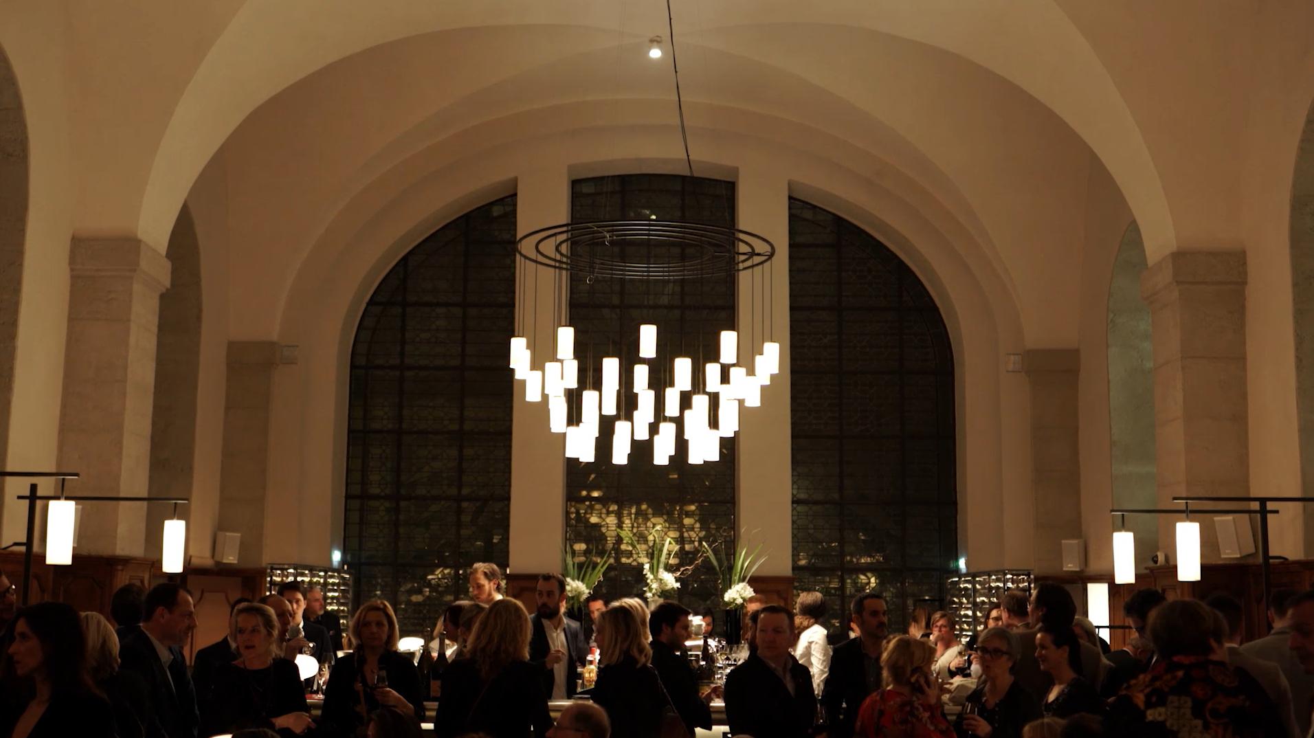 Restaurant Le Grand Réfectoire Grand Hôtel-Dieu