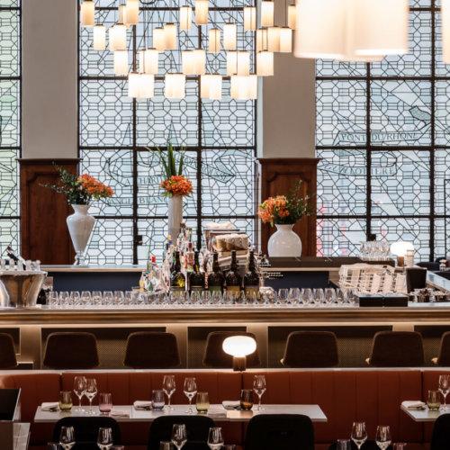 Le Grand Réfectoire restaurant Grand Hôtel Dieu