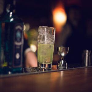 L'Officine Bar Lyon Cocktail