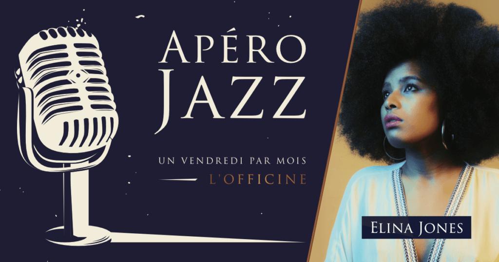 Afterwork Jazz Bar à cocktails Grand Hôtel-Dieu