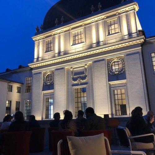 L'Officine Bar à Cocktail Lyon Grand Hôtel-Dieu