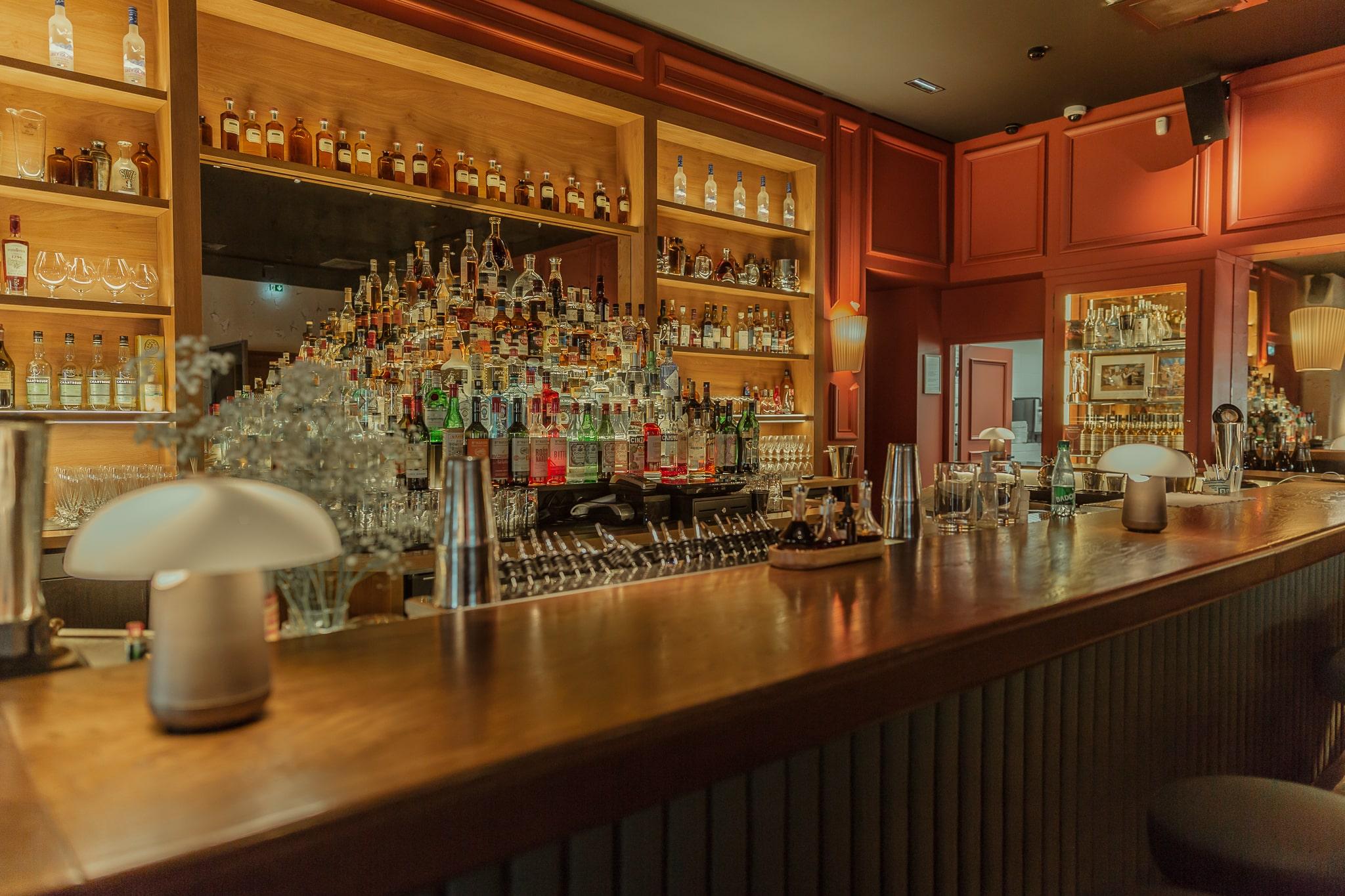 L'Officine Grand Hôtel-Dieu Bar à cocktails Lyon