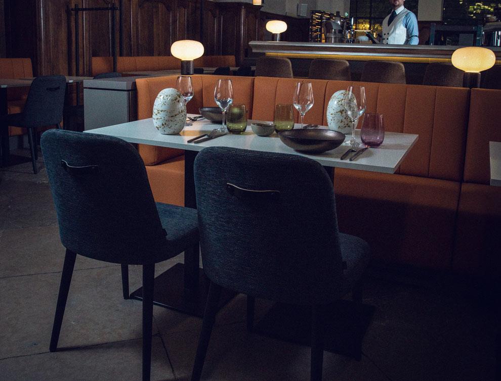 Restaurant Le Grand Réfectoire Grand Hôtel Dieu Lyon