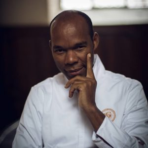 Marcel Ravin, Chef du restaurant Le Grand Réfectoire Grand Hôtel Dieu Lyon