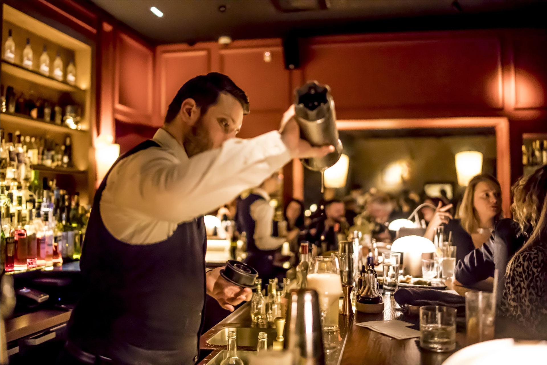 Apéro Jazz L'Officine Bar à cocktails Grand Hôtel-Dieu Lyon
