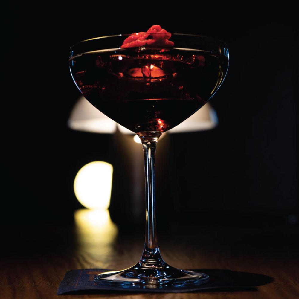 Carte cadeau bar à cocktails L'Officine Grand Hôtel-Dieu
