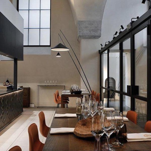 Le restaurant Le Grand Réfectoire Grand Hotel Dieu Lyon