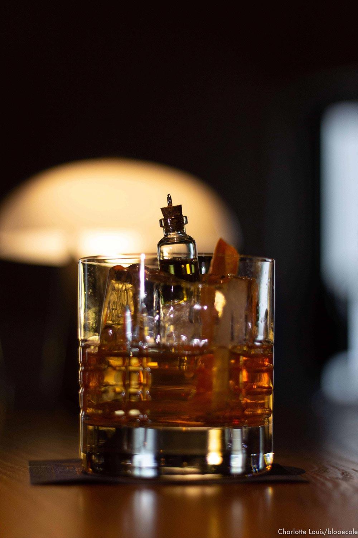 Cocktails du bar L'Officine Lyon Grand Hôtel-Dieu