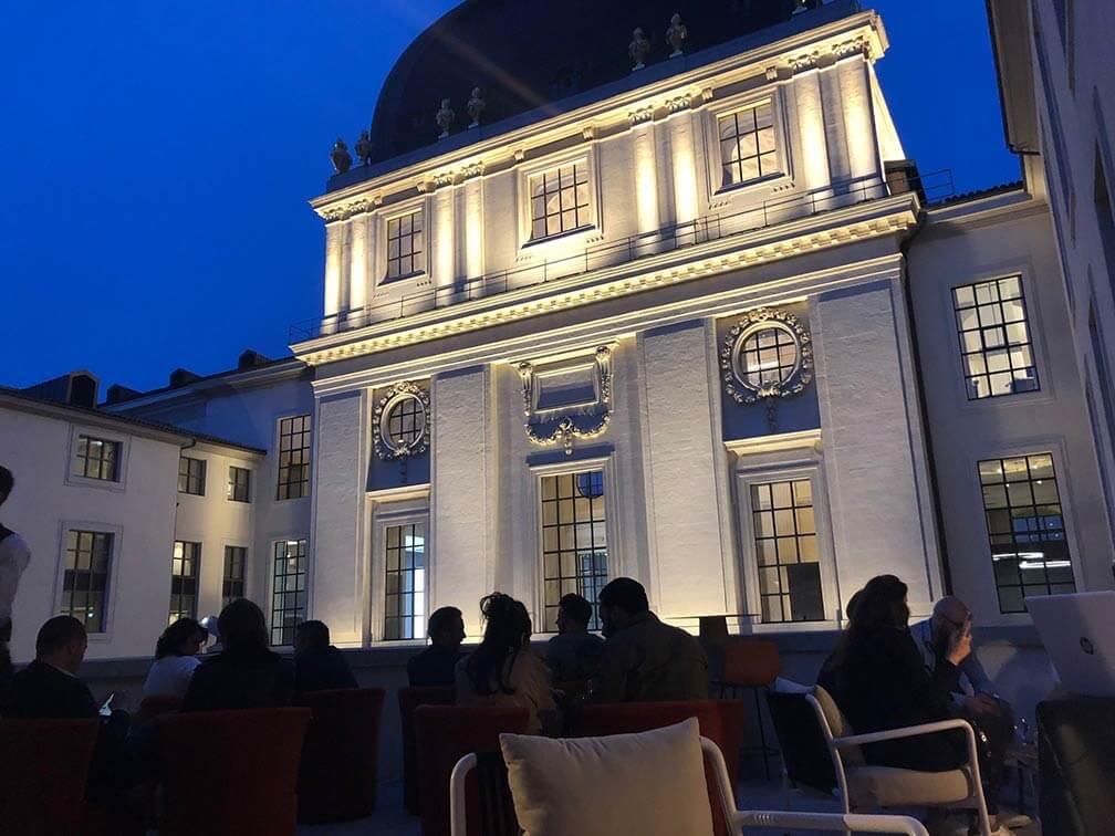 L'Officine Grand Réfectoire L'Officine Grand Hôtel-Dieu