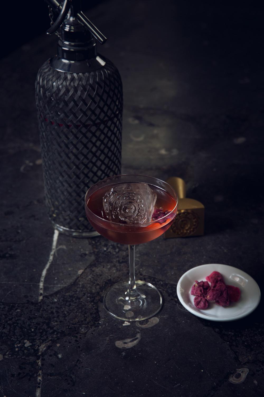 Boisson de L'Officine Bar à cocktails Grand Hôtel-Dieu