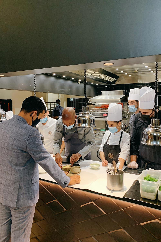 Le Grand Réfectoire Restaurant Lyon Grand Hôtel Dieu10