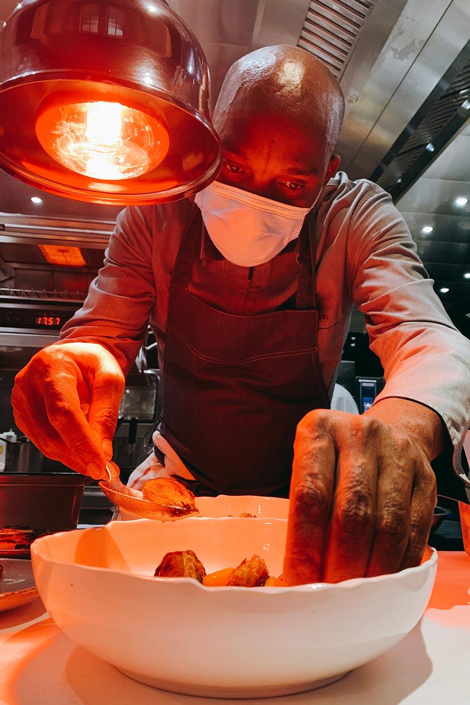 Marcel Ravin Le Grand Réfectoire Restaurant Lyon Grand Hôtel Dieu