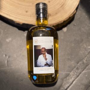 huile de mandja